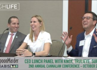CEO Lunch Panel | Knox | Trulieve | Surterra Wellness