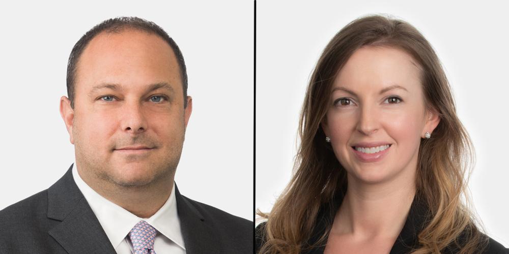 Jonathan Robbins & Kristen Morris - Akerman LLP
