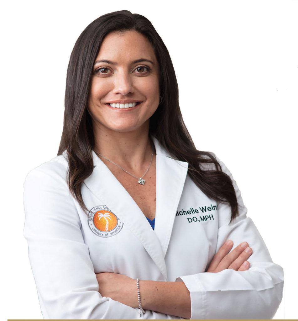 Dr Michelle Weiner