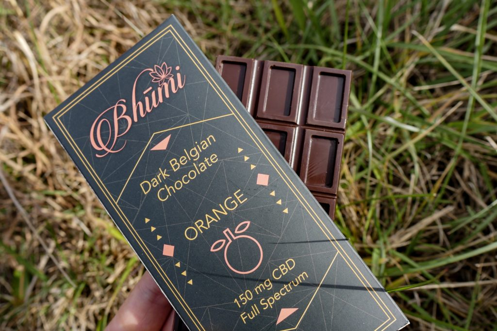 HIGHLIFE Magazine - Bhumi CBD Chocolate Bar