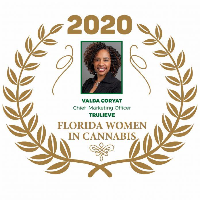 Valda Coryat - Florida Women In Cannabis 2020