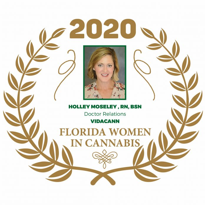 Holley Moseley - Florida Women In Cannabis 2020