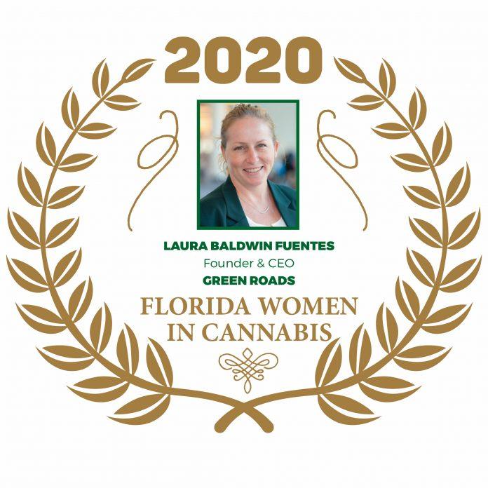 Laura Baldwin Fuentes - Florida Women In Cannabis 2020