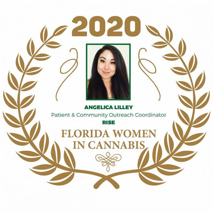 Angelica Lilley - Florida Women In Cannabis 2020