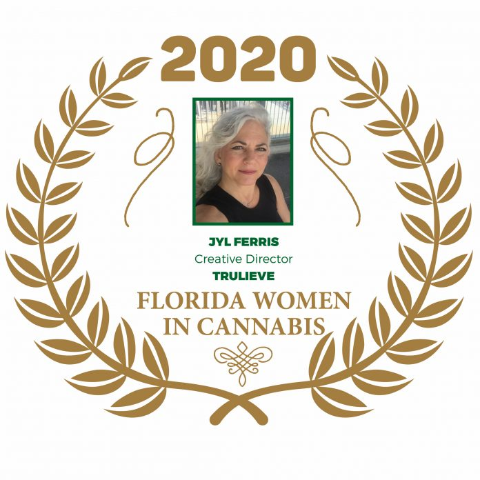 Jyl Ferris - Florida Women In Cannabis 2020