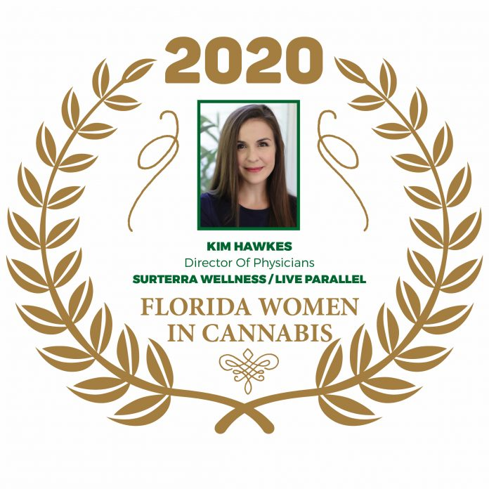 Kim Hawkes - Florida Women In Cannabis 2020