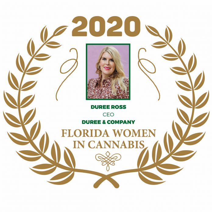 Duree Ross - Florida Women In Cannabis 2020