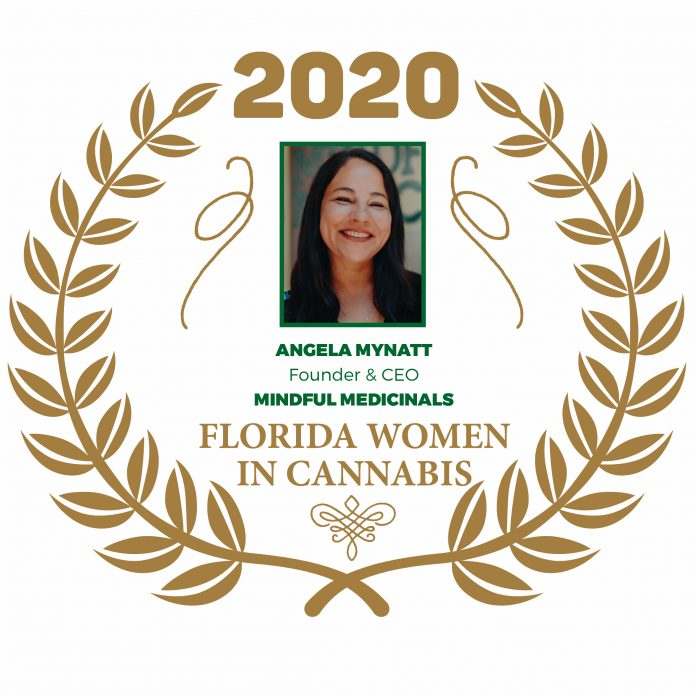Angela Mynatt - Florida Women In Cannabis 2020