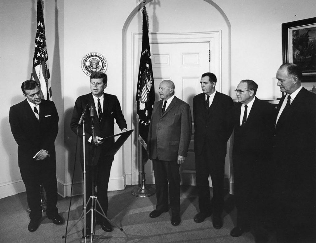 JFK and Anslinger